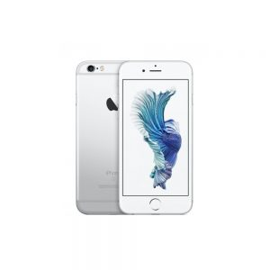 Apple iPhone 6s Plus 128GB 4G LTE Silver – FaceTime
